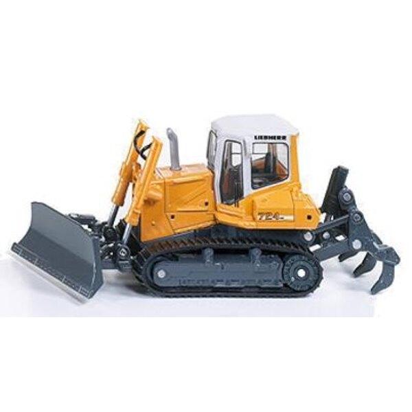 Bulldozer Liebherr Pr724 1:50