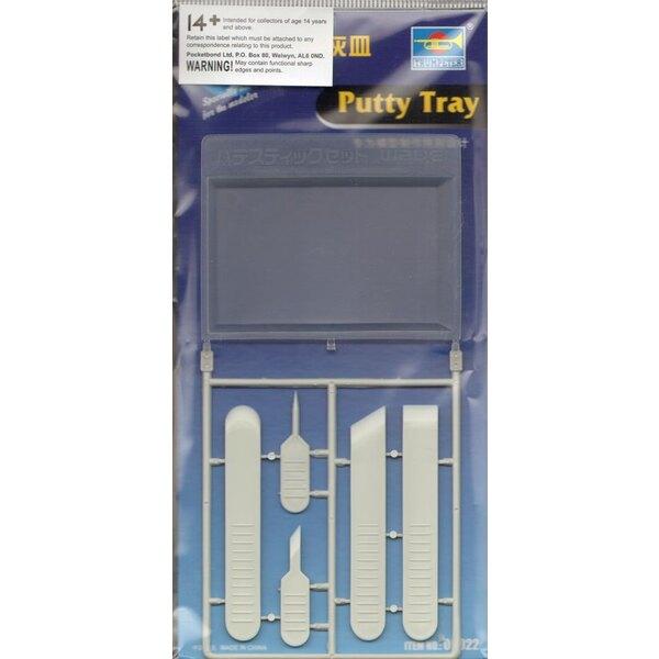Putty Tray