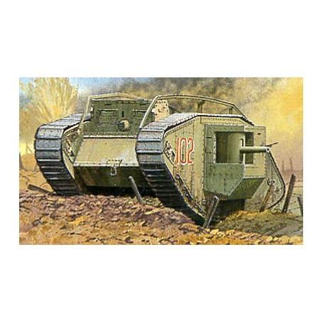 Mark IV WWI Tank ′Male′