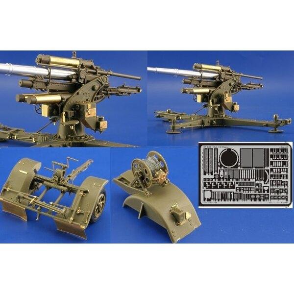 Flak 18 8.8mm (toebehoren voor modelbouwsets van AFV Club)