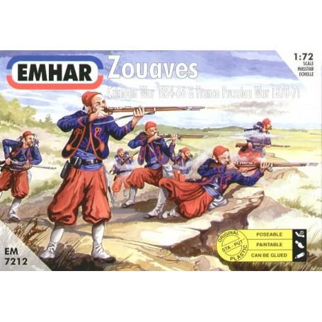 Zouaves Crimean & Franco Prussian Wars