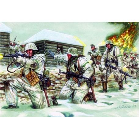 WWII German Troops (winter uniform)