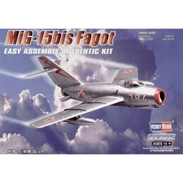 Mikoyan MiG-15