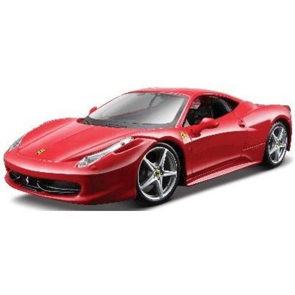 Ferrari F458 Kit 1:24
