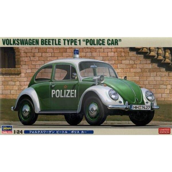 Volkswagen Beetle Type 1 'Police car'