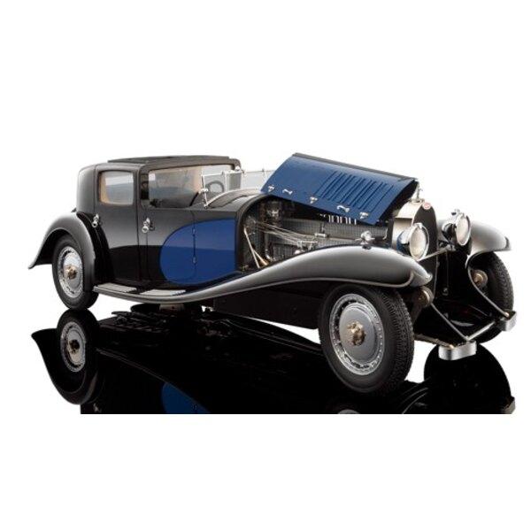 Bugatti Royal blow