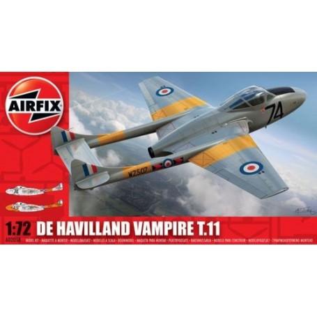 De_Havilland Vampire T.11 NEW TOOL!