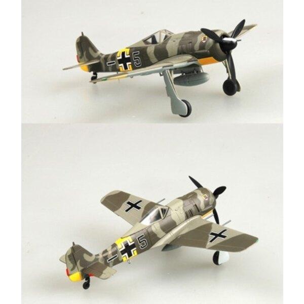 Focke Wulf FW190A-6 -˝Black 5˝ Russia