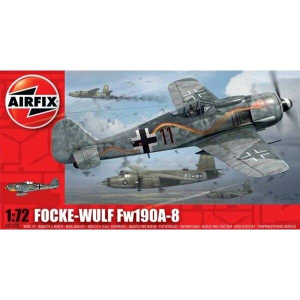 Focke Wulf Fw 190A-8 NEW TOOLING