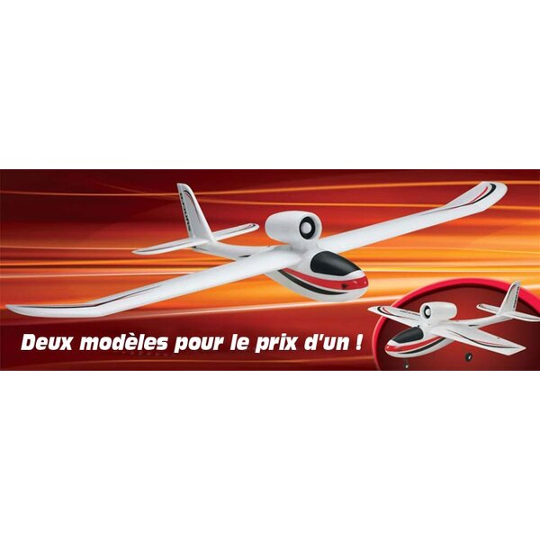 SYNCRO EP DUCTED FAN ARF GLIDER