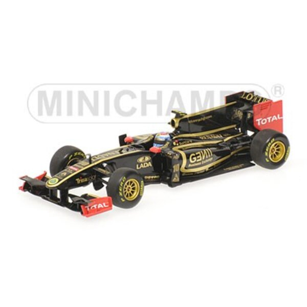 Lotus Renault 2011