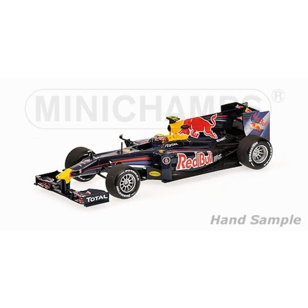 Red Bull Renault RB6 2010
