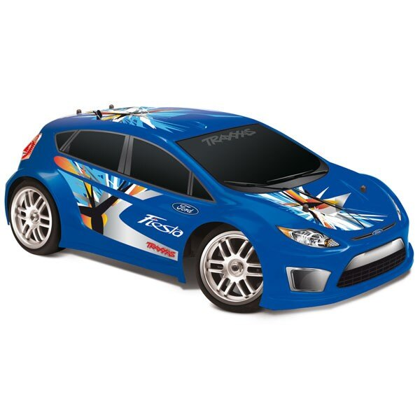 FORD FIESTA - 4x4 - 1/16 BRUSHED