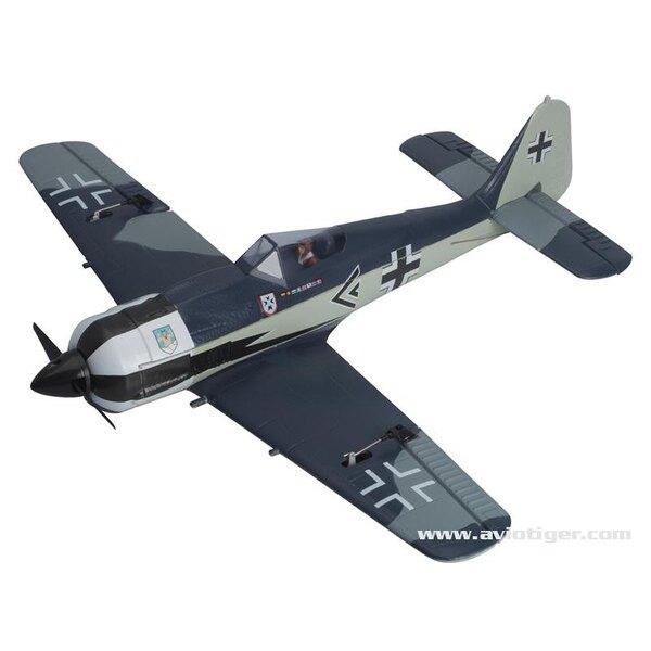 FOCKE Wulf FW-190 F-645 ARF