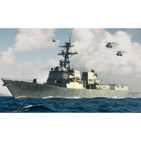 USS Forest Sherman DDG-98