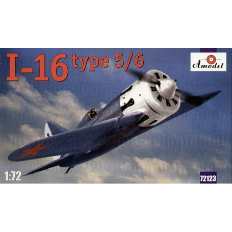 Polikarpov I-16 type 5/type 6 - 5 markings: Spain China Finland 2x Russia Air Force USSR Summer 1941 Air Force USSR Baltic Summe