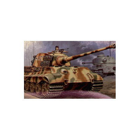 Pz.Kpfw.VI King Tiger II with production turret