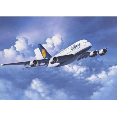 Airbus A380. Decals Lufthansa