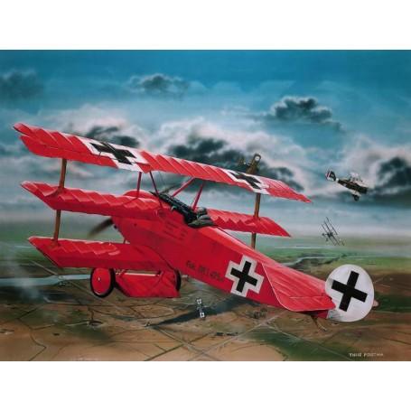Fokker Dr.I Triplane Richthofen