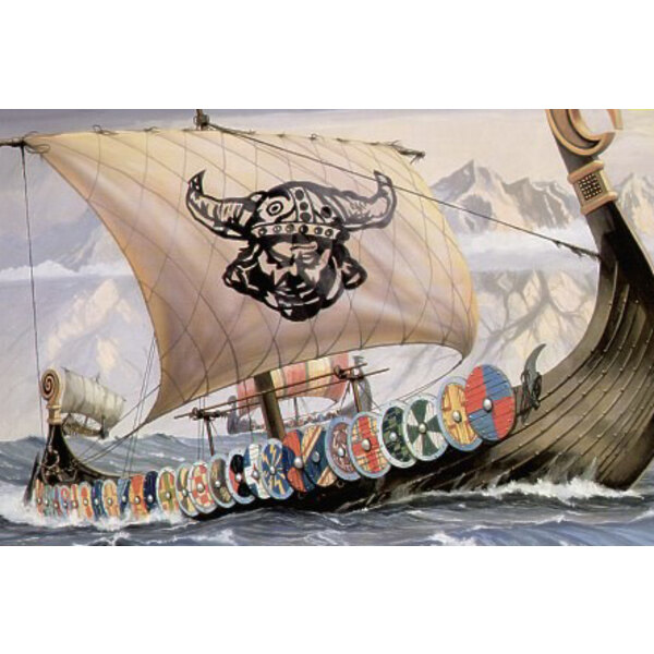 1:50 Viking Ship