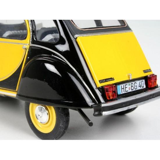 revell 7095 - citroen 2cv - voertuigmodellen 1  24