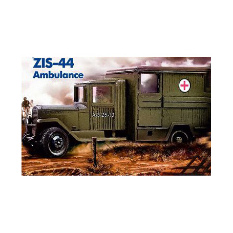 ZIS-44 Ambulance - Limited edition