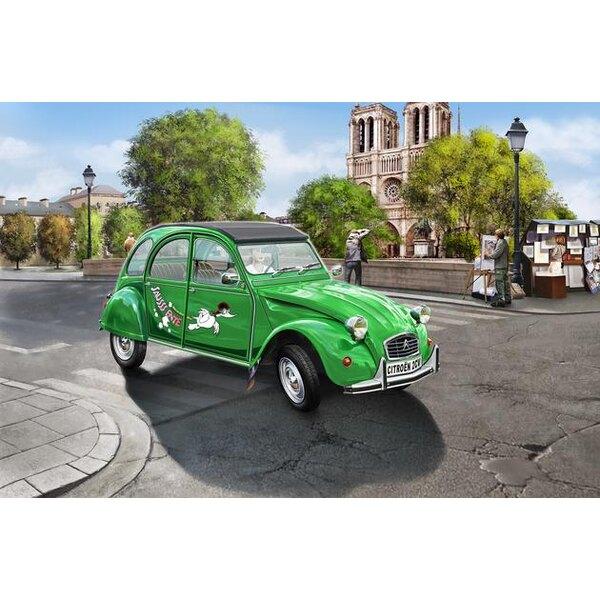 Citroën 2CV Sausss Ente