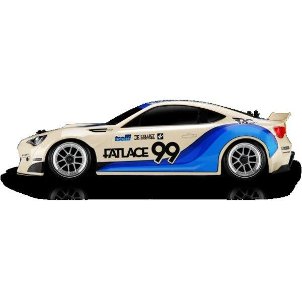 RS4 3 DRIFT RTR SPORT SUBARU BRZ