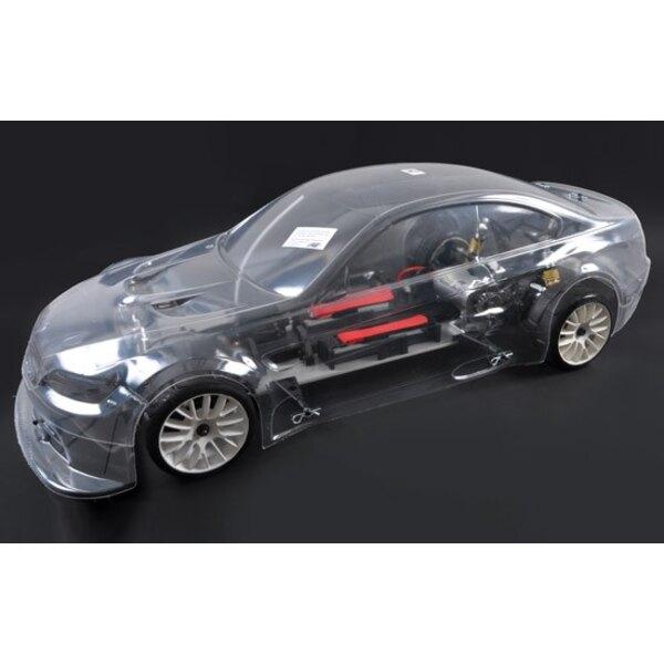 4wd kader 530E + Carro BMW M3
