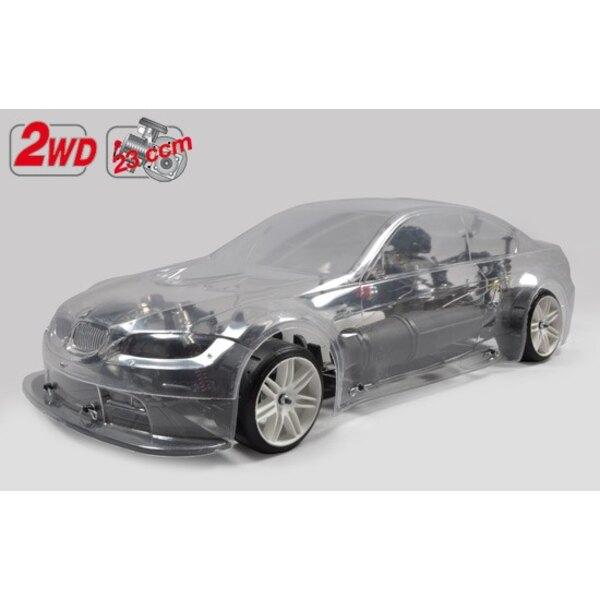 Nieuwe Chassis 530 2WD + auto.BMW