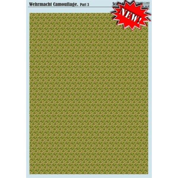 Wehrmacht Camouflage Deel 3