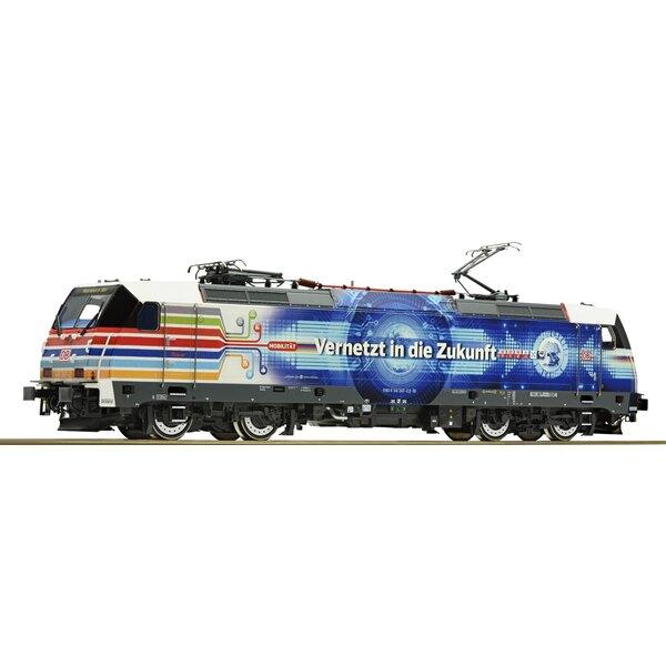 """Electric locomotive 146 247 Vernetzt in die Zukunft"""", DB AG"""