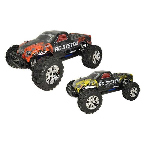 JUMPER CAR 1/10 RTR 4x4 BRUSHED