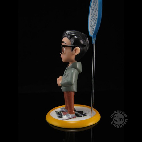 The Big Bang Theory Q-Pop Figure Leonard Hofstadter 9 cm