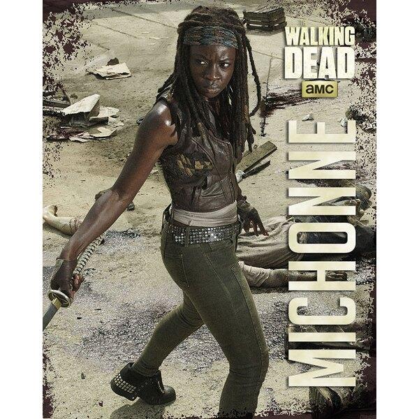 The Walking Dead Replica 1/1 Michonne Katana Deluxe Collectors Edition 105 cm