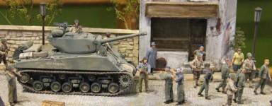 Modellen van pantservoertuigen