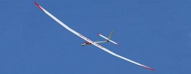 Radiografische zweefvliegtuigen