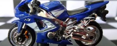 Miniatuur motoren