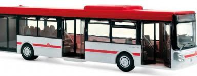 Miniaturen autobussen