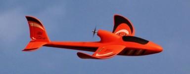 RC vliegtuigen beginner