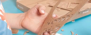 Karton modelbouw