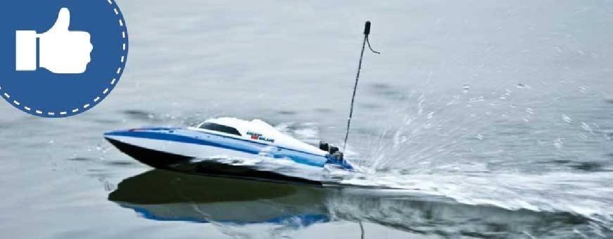 Onze selectie van RC boten, boot rc: motorboot - rc - Alle producten van de categorie onze selectie van rc boten bij 1001hobbi