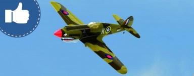 Onze selectie van RC vliegtuigen