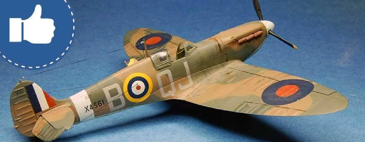 Onze selectie van modelvliegtuigen