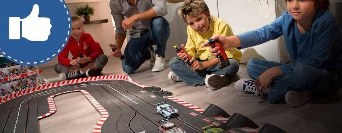 Onze selectie van auto's circuits - carrera cars - Alle circuits en slot auto's racen met 1001hobbies