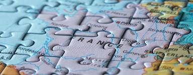 Puzzels van landen