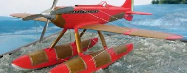 Modelbouwsets van watervliegtuigen