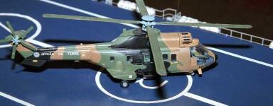 Helikoptermodellen