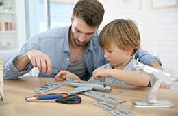 Onze model sets voor beginners